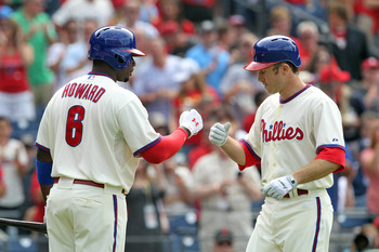 One last season with Chase and Ryan holding down the middle of the lineup, that's all the Phillies ask for.