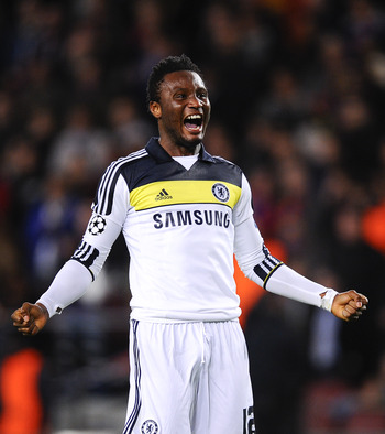 2012 - A Breakthrough season for Mikel?