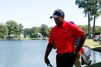 Tiger Woods needs to hit more good shots in 2013.