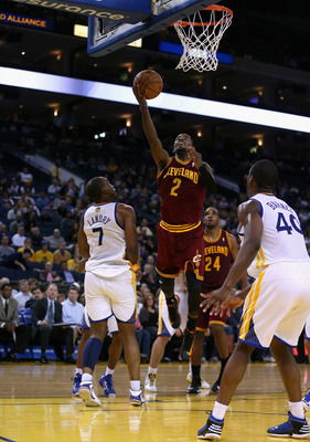 Can Irving erase the disappointment of LeBron?