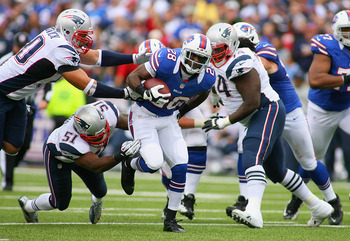 C.J. Spiller needs to come up big versus the Patriots.