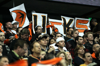 Ducks fans are cautiously optimistic about this upcoming season. Is that enough for them to come back?