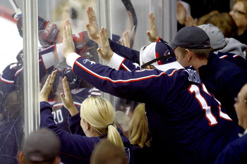 Will Blue Jackets fans return to support a poor product next season?