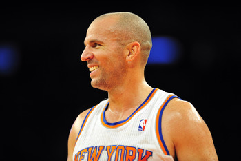 Jason Kidd is contributing much more than expected this season.