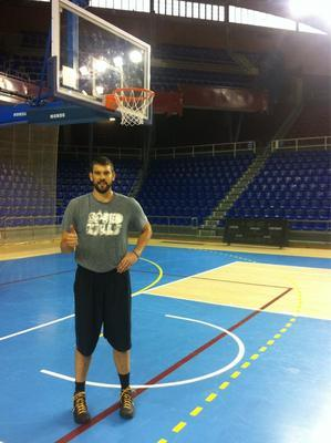 Image via @MarcGasol