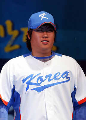 Hyun-jin in KBO: 98-52, 2.80 ERA, 1.15 WHIP in 190 G (181 GS).