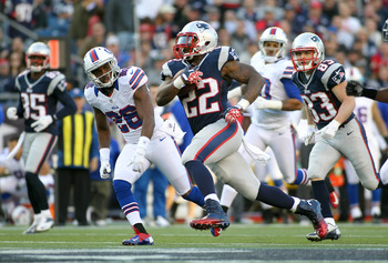 Stevan Ridley