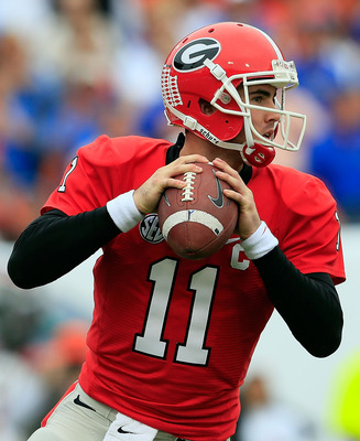 Could Aaron Murray be the answer the Bills have been looking for at QB?