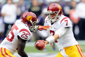 USC's rushing production has declined each year since Kiffin's arrival