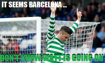 Photo from: http://www.facebook.com/soccermemes