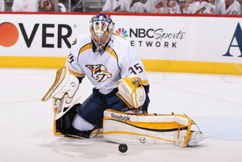 Pekka Rinne is one of the best goaltenders in the NHL.