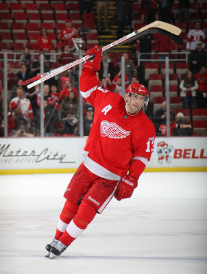Is this the year for Pavel Datsyuk to achieve new scoring heights?