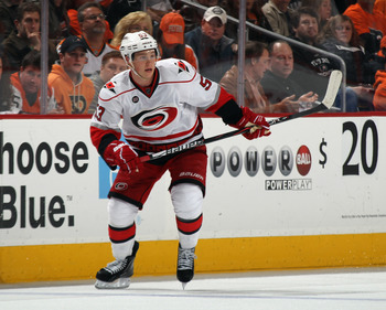 Jeff Skinner may benefit greatly from the Hurricanes' offseason acquisitions.