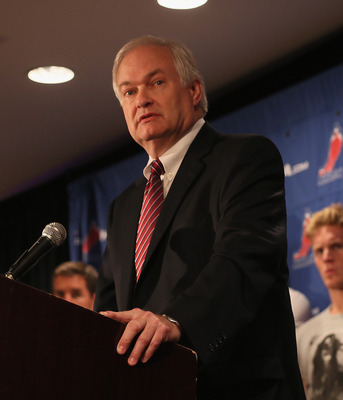 Donald Fehr can't be drafted but should get some credit for a shutout this season.