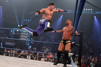 copyright to facebook.com/ImpactWrestling