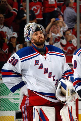 Lundqvist played five seasons in the Swedish Elitserien before coming to the NHL.