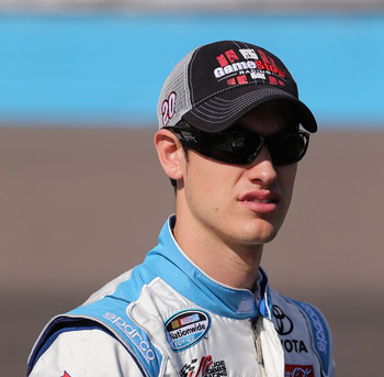 Joey Logano had 9 wins in the Nationwide Series in 2012. This doesn't mean that his Cup season was any better than years past.