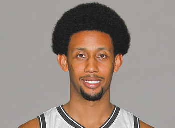 Josh Childress rocking the rarely seen mushroom-cut afro.