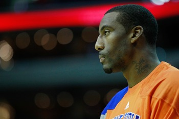 Amar'e Stoudemire should be ready to go sometime in December after injuring his knee in preseason.