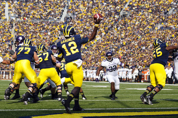 Good protection for Devin Gardner
