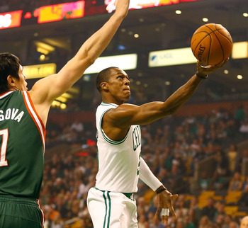 Rajon Rondo is one of the toughest players to defend in the NBA.