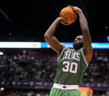 Brandon Bass continues his solid, but unspectacular play.