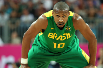 Leandro Barbosa spent the summer of 2012 playing for Brazil's Olympic Squad.