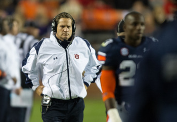 Chizik is facing a decision on his future two years removed from a national title.