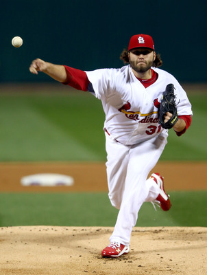 Despite winning 18 games in 2012, Lynn is far from a surefire ace for St. Louis.