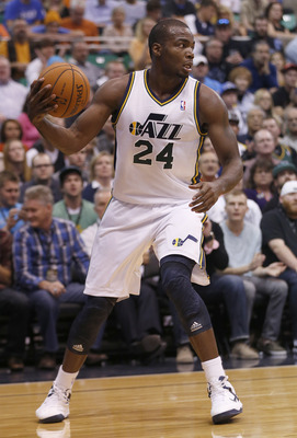 Millsap could be a nice starting PF on a contender, too.