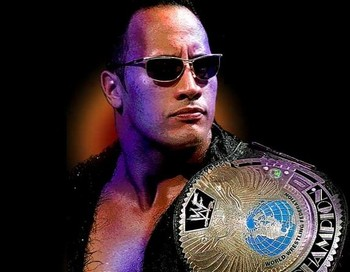The Rock will be on a quest for his eighth WWE Championship.