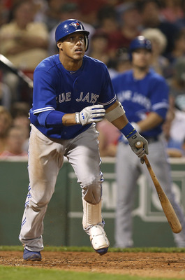 The Blue Jays could look to trade SS Yunel Escobar.