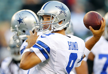 Romo has been solid ever since the Cowboys bye week.
