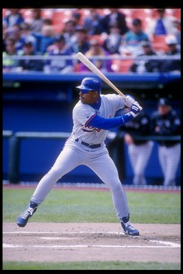 Bobby Bonilla hit  well as a Met, but not like he did with the Pirates.