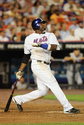 Cliff Floyd hit well as a Met from 2003-2006, but had trouble staying healthy as well.