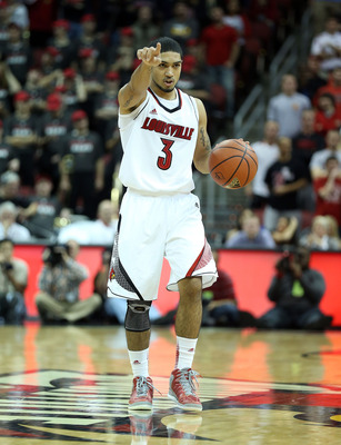 Peyton Siva had success last season in the Big East