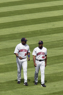 Could we see Torii Hunter and David Ortiz as teammates again?