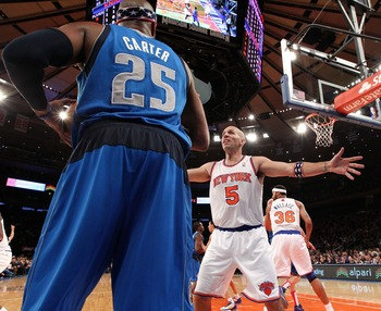 Jason Kidd recorded three steals in the Knicks win Friday night.