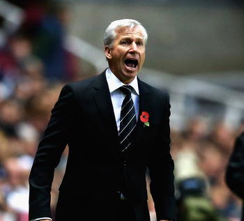 Alan Pardew needs to figure out what's wrong with Newcastle