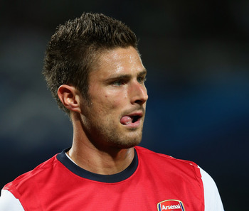 Montpellier is definitely missing Giroud