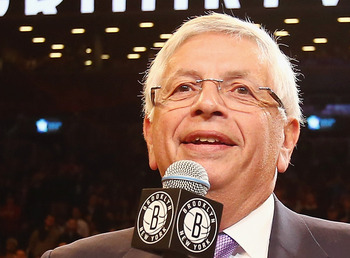 David Stern theoretically wants to increase honesty.