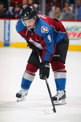Avs superstar center Matt Duchene.