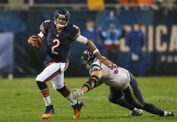 Bears are hoping Campbell can hold down the fort until Cutler is healthy