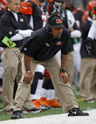 Can Marvin Lewis return the Bengals to playoffs?
