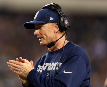 Will Jerry Jones give Jason Garrett one more year?