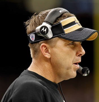 Will Sean Payton sign a new contract to stay in New Orleans?