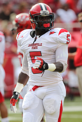 Washaun Ealey went from Georgia to JSU.