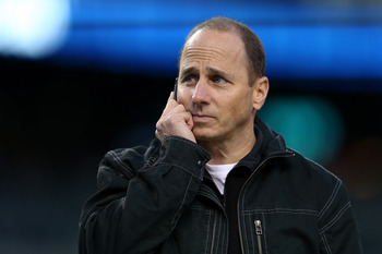 Sad Brian Cashman is sad.
