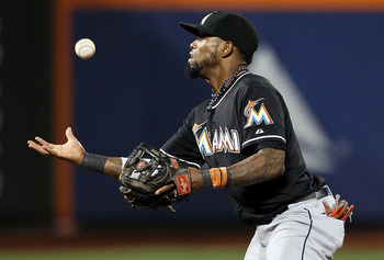 Jose Reyes and other veteran Marlins players are headed north of the border.