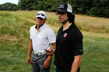 Kyle Okposo (left) and Matt Moulson are two names the Coyotes would be real interested in this season
